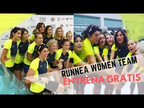 Runnea Women Team: Entrena gratis 3 meses con nosotras - Reto BehobiaSS