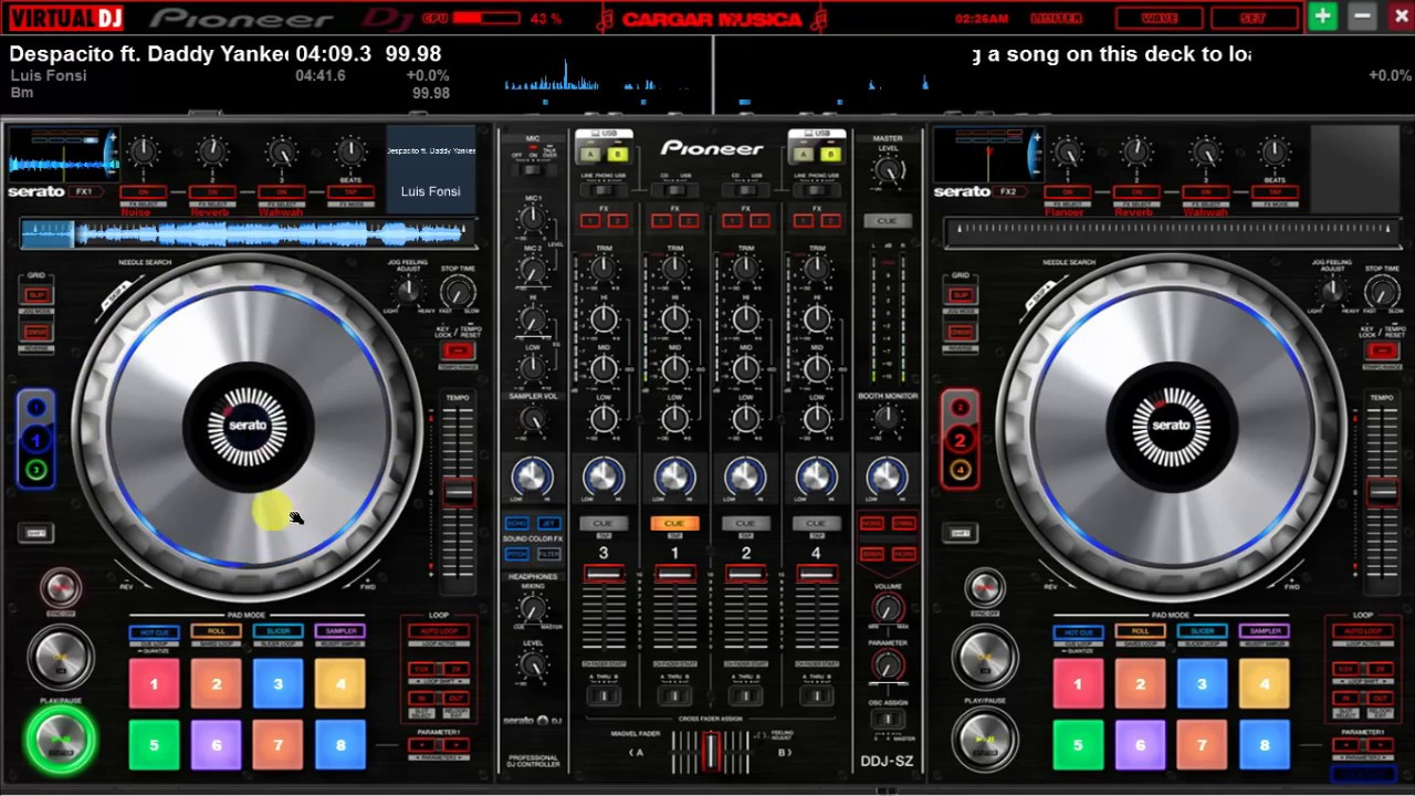 How to Download free virtual dj skins & install