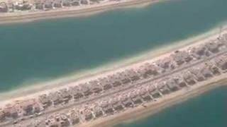 Palm Jumeirah Flight