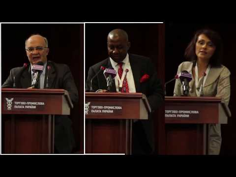 1st Ukraine - Nigeria Business Forum, Kiev, 2017 - Morning Session (Plenary)