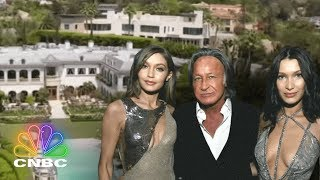 Download Go Inside Gigi & Bella Hadid's Childhood Mega-Mansion | Secret Lives Of The Super Rich Mp3 and Videos