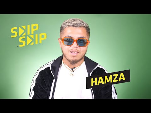 "Youtube: Hamza:«Si je devais choisir un album, c'est 50 Cent ""Get Rich or Die Tryin"".» | SkipSkip"