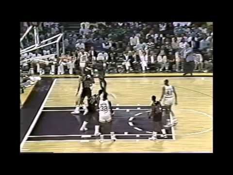 1988 Playoffs Portland@Utah Game 4 HIGHLIGHTS