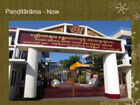 Panditarama Monastery History