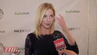 Emily VanCamp 'Revenge' PaleyFest 2012
