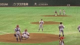 vs 日本生命(東京ドーム球場) 試合のテキスト詳細はコチラ http://xn-...