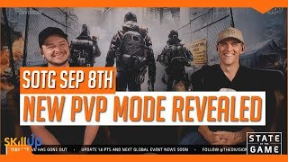 The Division   State of the Game Highlights (8th Sep) New PVP Mode Gameplay + New Rogue Mechanic
