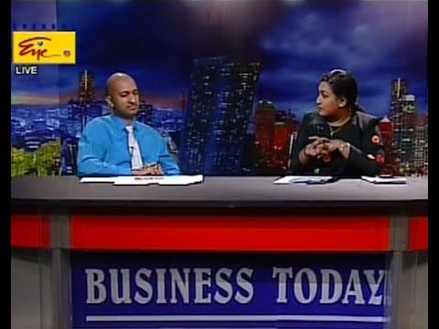 Kapruka CEO Dulith Herath, Live TV interview/discussion on e-Commerce