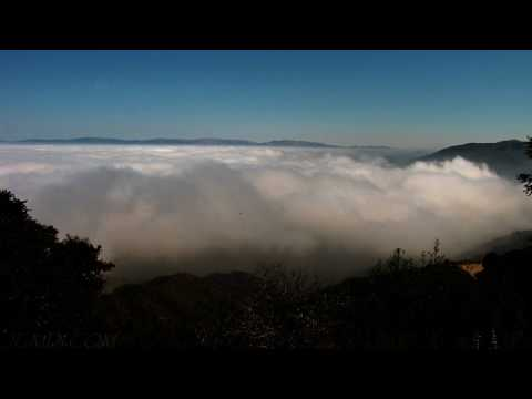 CloudLand: Timelapse Marine Layer over San Fernando/Santa Clarita Valley 720p HD V08038