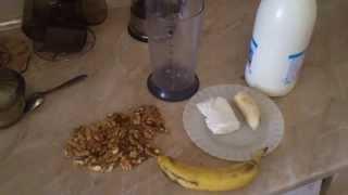 видео Как сделать молочный коктейль с творогом