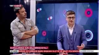 Burak Oyunda TRT Haber Alemin Sosyali Programı - Bütün Bölüm