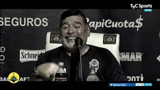 El auto de Fatura Broun que volvió loco a Maradona