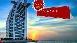 90 days tourist visa for dubai