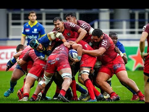 ASM Clermont Auvergne vs Toulouse 11.04.21