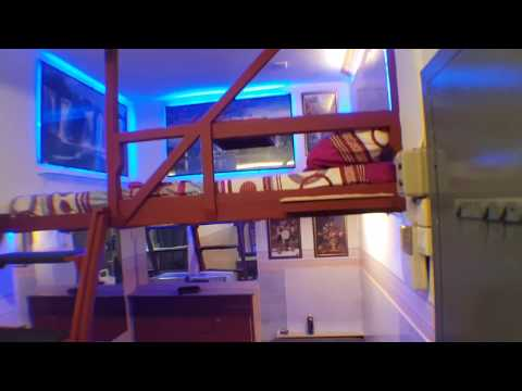 R1.9A NOV 2018 STUDIO ROOM, LOFT BED, PANDAN INDAH MALAYSIA
