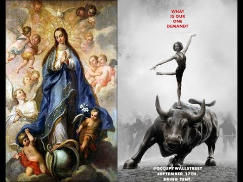 Occult Science 27.3 - Isis-Mary Crushing the Wall Street Bull