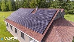 Solar Installation in Durhamville, NY