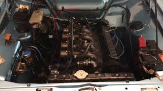 1983 Talbot Sunbeam Lotus S2 2172cc Twin-Cam engine