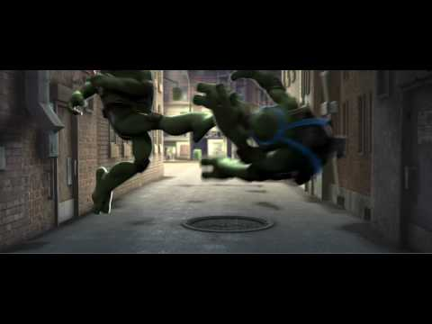Teenage Mutant Ninja Turtles Smash-Up - Teaser Trailer