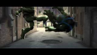 Teenage Mutant Ninja Turtles Smash-Up - Teaser Trailer