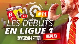 Les débuts de LENS en LIGUE 1  (Football Manager 2019) 11