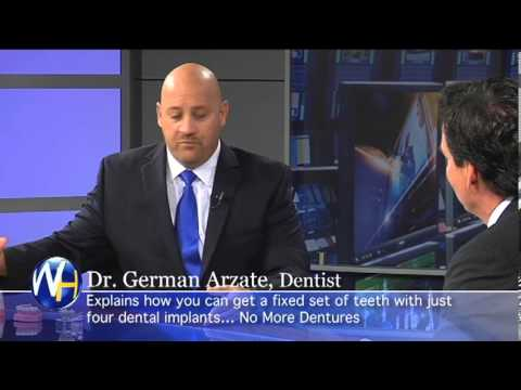 German Arzate, DDS, MS - Dental Implants / Dental Vacations in Cancun