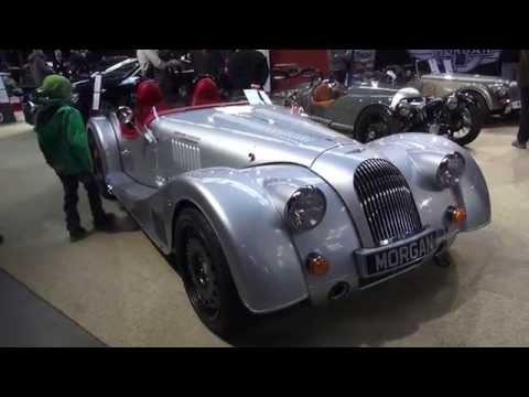 PREMIERE: Morgan 100YR WR14 Edition +8 Speedster