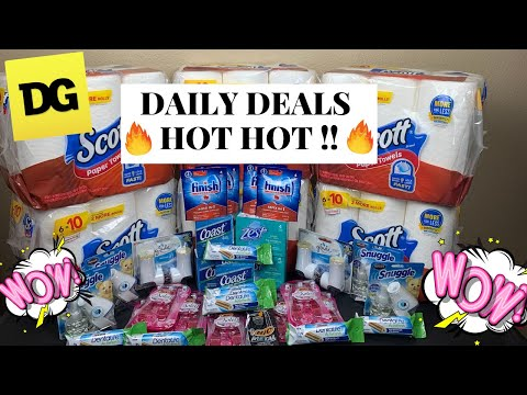 Dollar General Daily Couponing Deals | Free stuff | HUGE Savings |  Budget Boss Coupons
