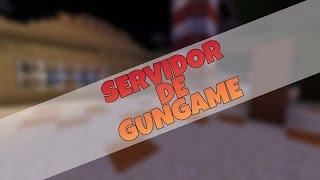 Servidor de GunGame - Minecraft PE [0.13.1]