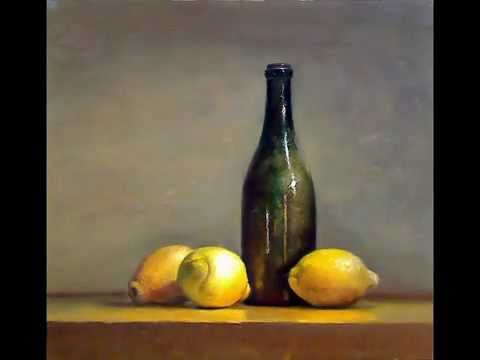 Old Master Style Still Life Painting