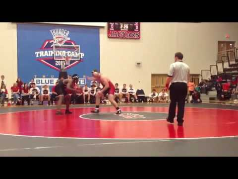 Wendell Davis vs Tyler Stilwell Part 1