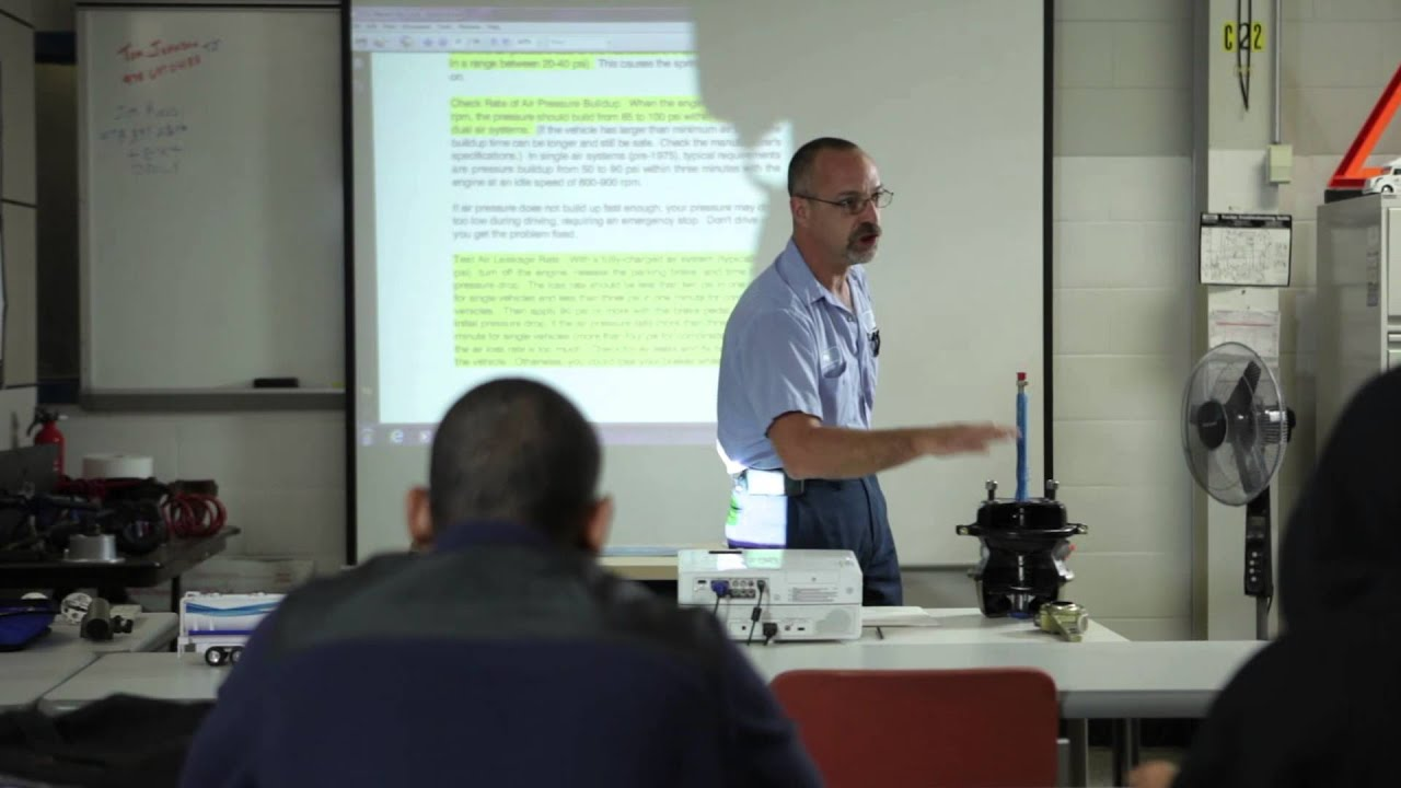 Intro to NETTTS Truck Driver Training School