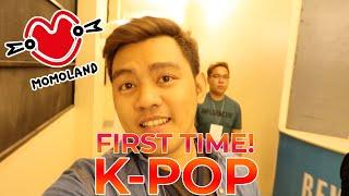 K-POP LIVE Momoland and Lucente Concent in Dubai   LIVE   Lance Alipio