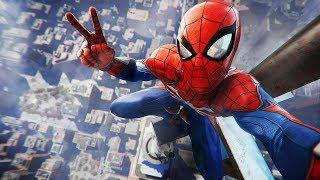 Spider Man – Новый Геймплей Е3 2018 (Человек-Паук 2018)