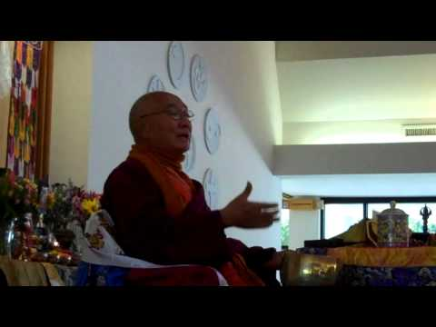 Amazing Heart Advice to All Practitioners by His Holiness Dudjom Rinpoche