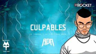 Culpables - MTZ Manuel Turizo   Video Letra
