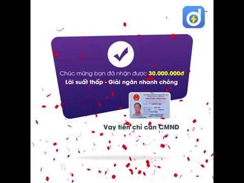 Vay Tiền Chỉ Cần CMND - Vay Nóng App