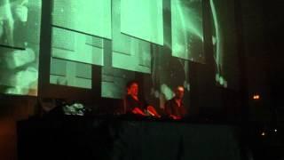 Laurent Garnier & Scan X - Jack In The Box @ Trianon 2012 Paris