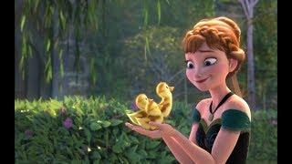 Por primera vez en años - Frozen (cover) Abril Sanglas