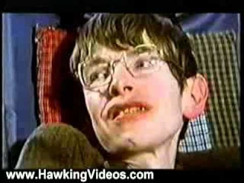 Stephen Hawking Videos: The Real Stephen Hawking (Part 3/5)