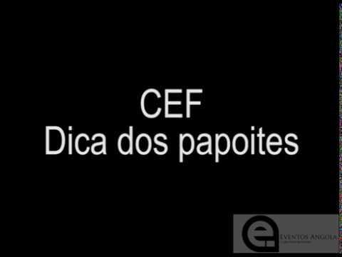 Cef  - Dica do Papoites + Letra