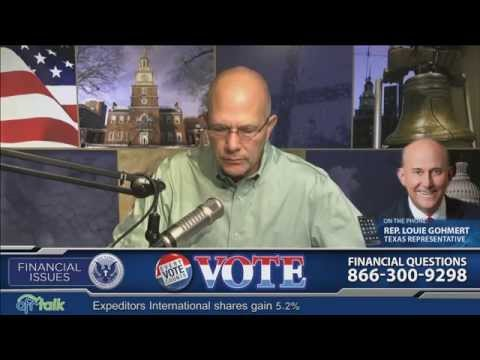 Interview with Rep. Louie Gohmert