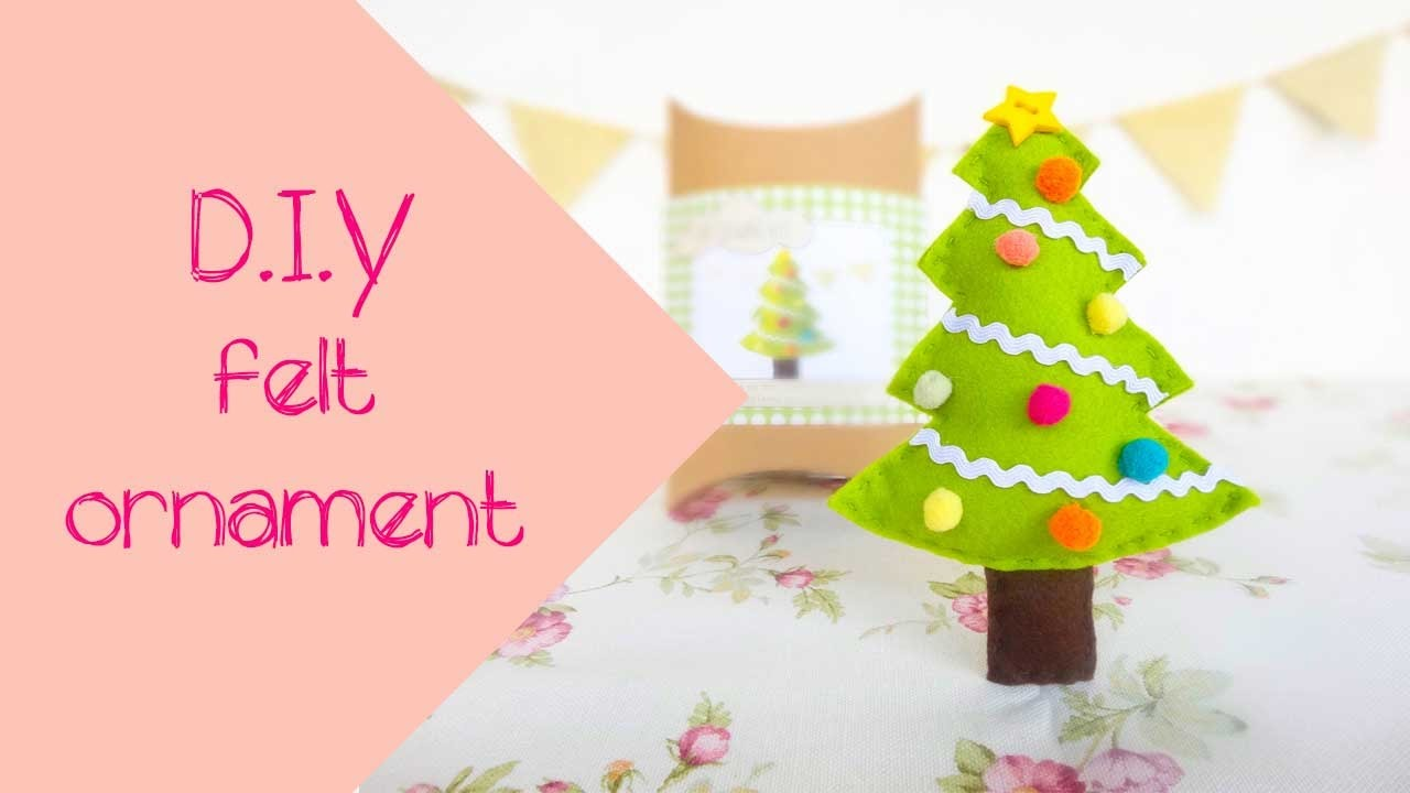 Christmas DIY - DIY Christmas ornament - How to save money on ...