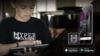 Hyper Training Lab App - Designed for Martial Arts Athletes