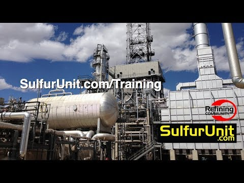 Sulfur Unit Training