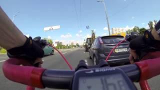 Велосипед. Шоссейный велосипед. На велосипеде по городу Киеву. Шоссер. Шоссейник. Шосс(Велосипед. Шоссейный велосипед. На велосипеде по городу Киеву. Шоссер. Шоссейник. Шосс Шоссейный велосипед...., 2015-09-06T13:01:43.000Z)