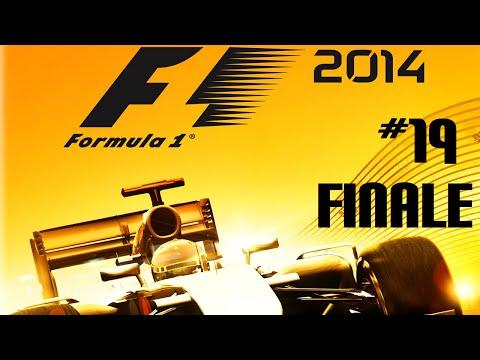 PC - Let's Play Together F1 2014 Part 19 [FINALE] - Ein Gentleman schweigt und genießt (Abu Dhabi)