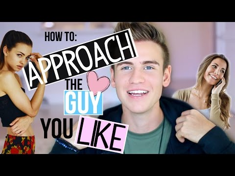 How to Approach Someone You Like!