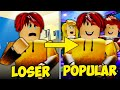 Loser to Popular: A Sad Roblox Bloxburg Movie