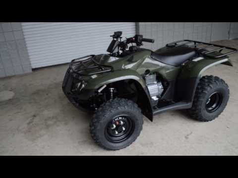 Vote no on 2013 honda recon es first impressions part 2 for Honda 4 wheeler dealers near me